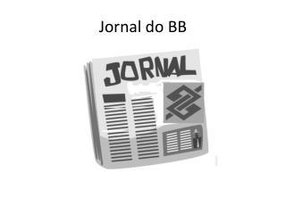 Jornal do BB