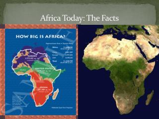 Africa Today: The Facts