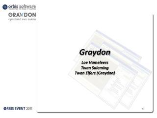 Graydon Loe Hameleers Twan Saleming Twan Elfers (Graydon)