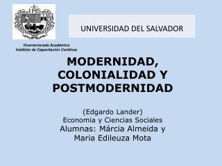 Vicerrectorado Académico              Instituto de Capacitación Continua