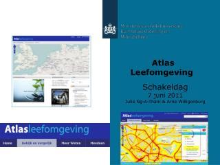 Atlas Leefomgeving
