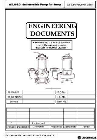 ENGINEERING  DOCUMENTS