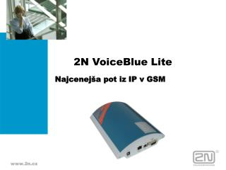 2N VoiceBlue Lite