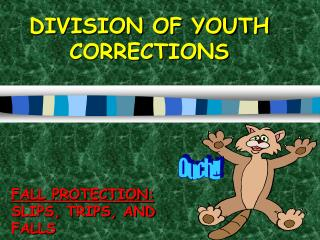 DIVISION OF YOUTH CORRECTIONS
