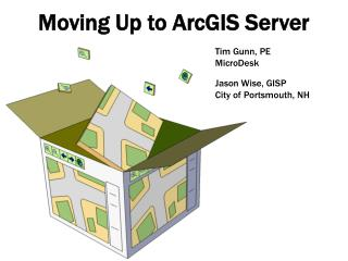 Moving Up to ArcGIS Server