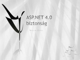 ASP.NET 4.0 biztonság