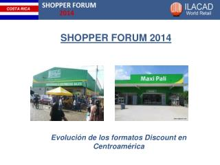 SHOPPER  FORUM 2014
