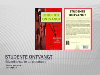 Studente ontvangt