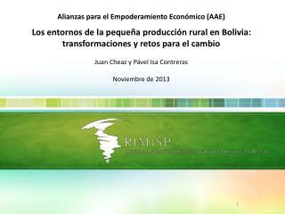 Alianzas para el Empoderamiento Económico (AAE)