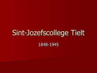 Sint-Jozefscollege Tielt
