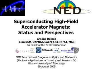 Superconducting High-Field Accelerator Magnets:  Status and Perspectives
