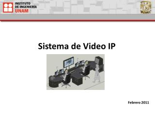 Sistema de Video IP