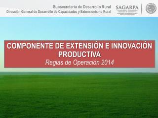 Subsecretaría de Desarrollo Rural