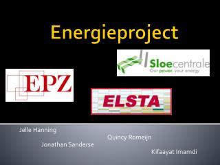 Energieproject