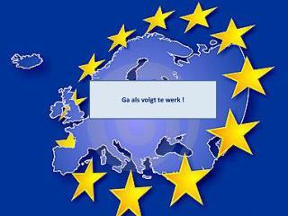 Schrijf een artikel over een  'Europees' onderwerp dat voor jou van belang is !