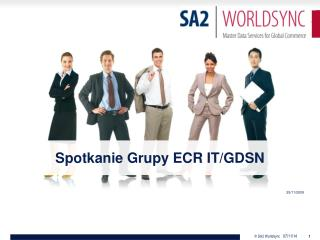Spotkanie Grupy ECR IT/GDSN