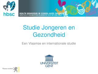 Studie Jongeren en Gezondheid