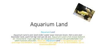 Aquarium Land