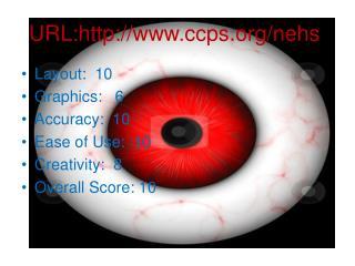 URL: ccps / nehs /