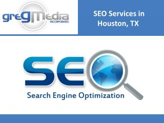 SEO Services in Houston, TX