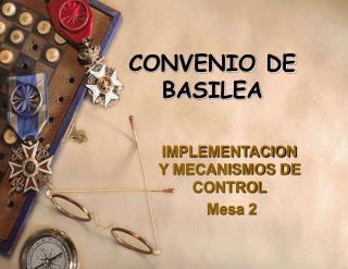 CONVENIO DE BASILEA