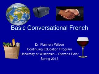 Basic Conversational French