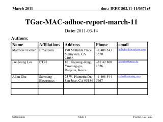 TGac-MAC-adhoc-report-march-11