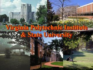 Virginia Tech is…