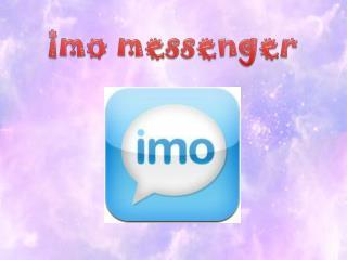 i mo messenger