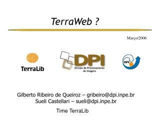 TerraWeb ?