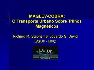 MAGLEV-COBRA:  O Transporte Urbano Sobre Trilhos Magnéticos
