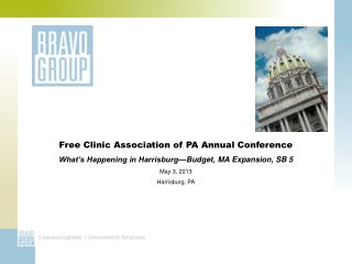 Free Clinic Association of PA Annual Conference