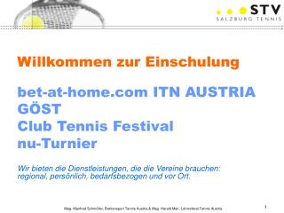 bet at home tennis itn