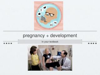 pregnancy + development
