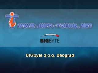 BIGbyte d.o.o. Beograd