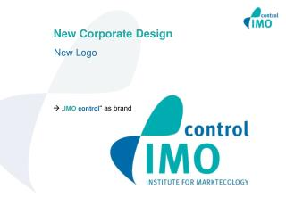 New Corporate Design