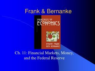 Frank & Bernanke