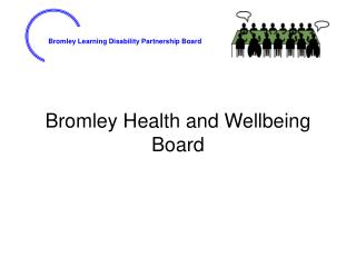 Bromley Health and Wellbeing Board