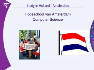 Study in Holland - Amsterdam
