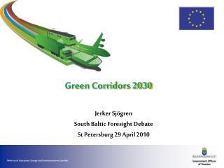 Green Corridors 2030