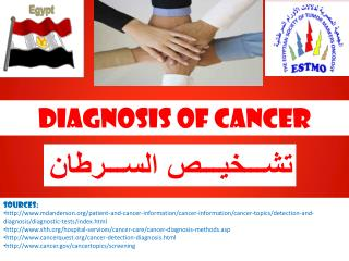 Diagnosis of cancer