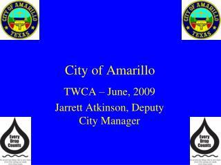 City of Amarillo