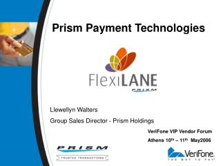 Prism Payment Technologies