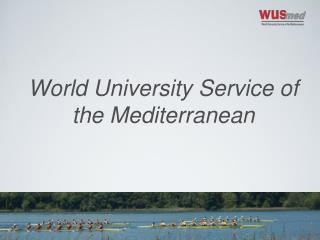World University Service of the Mediterranean