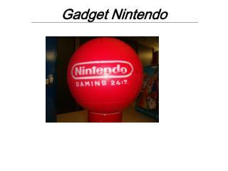 Gadget Nintendo