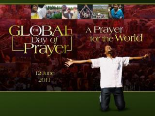 En bønn for verden