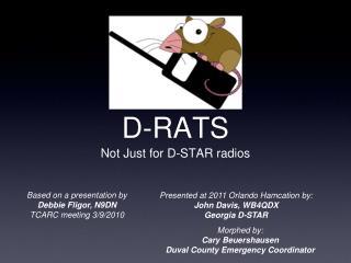 D-RATS