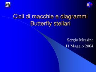 Cicli di macchie e diagrammi Butterfly stellari