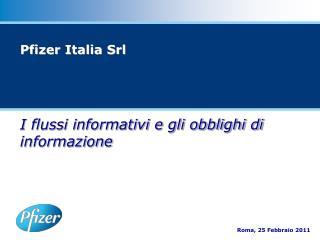 I flussi informativi e gli obblighi di informazione