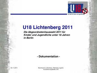 U18 Lichtenberg 2011